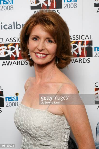 HALL Photo of Jane ASHER Portrait of Jane Asher backstage at the Classical Brit Awards
