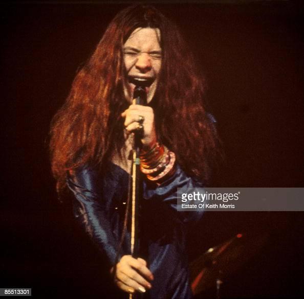 HALL Photo of Janis JOPLIN performing live onstage