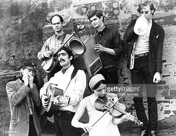 Photo of Jim Jug Kweskin Band Photo by Michael Ochs Archives/Getty Images