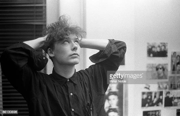 Photo of Jim REID and JESUS MARY CHAIN Jim Reid