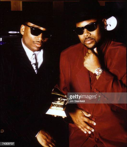 Photo of Jimmy Jam and Terry Lewis Photo by Jim Steinfeldt/Michael Ochs Archives/Getty Images