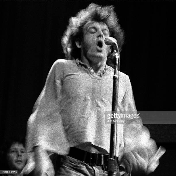 GO Photo of Joe COCKER Joe Cocker performing on stage with the Grease Band