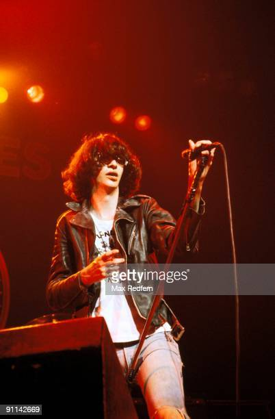 Photo of Joey RAMONE and RAMONES Joey Ramone
