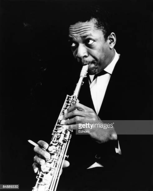 STUDIO Photo of John COLTRANE John Coltrane performing on stage