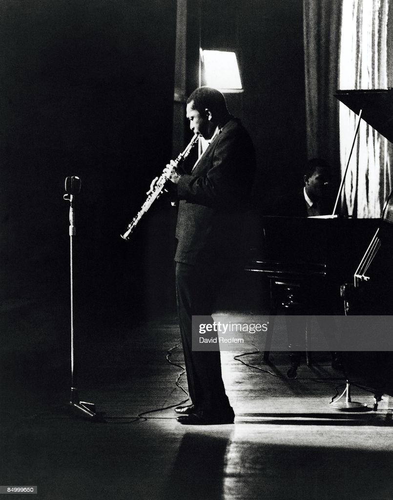 Photo of John COLTRANE;