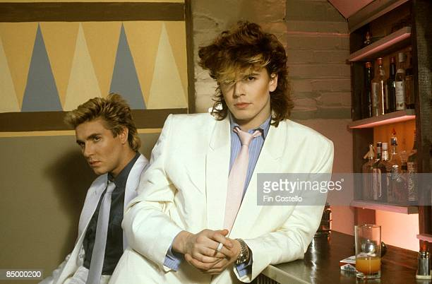 Photo of John TAYLOR and Simon LE BON and DURAN DURAN and DURAN DURAN and John TAYLOR and LIVE EARTH CONCERT and LIVE EARTH CONCERT and Simon LE BON...