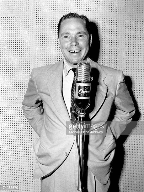 Photo of Johnny Mercer Photo by Michael Ochs Archives/Getty Images
