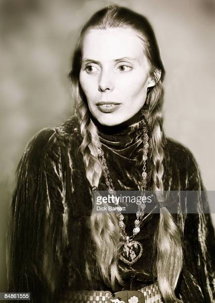 Photo of JONI MITCHELL LONDON 1970
