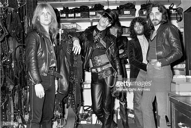 Photo of Judas Priest Photo by Michael Ochs Archives/Getty Images