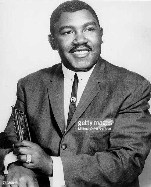 Photo of Junior Parker Photo by Michael Ochs Archives/Getty Images