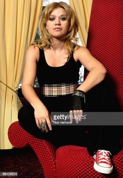 Photo of Kelly CLARKSON Kelly Clarkson Amsterdam 3032005 Foto Rob Verhorst voor NEWZ
