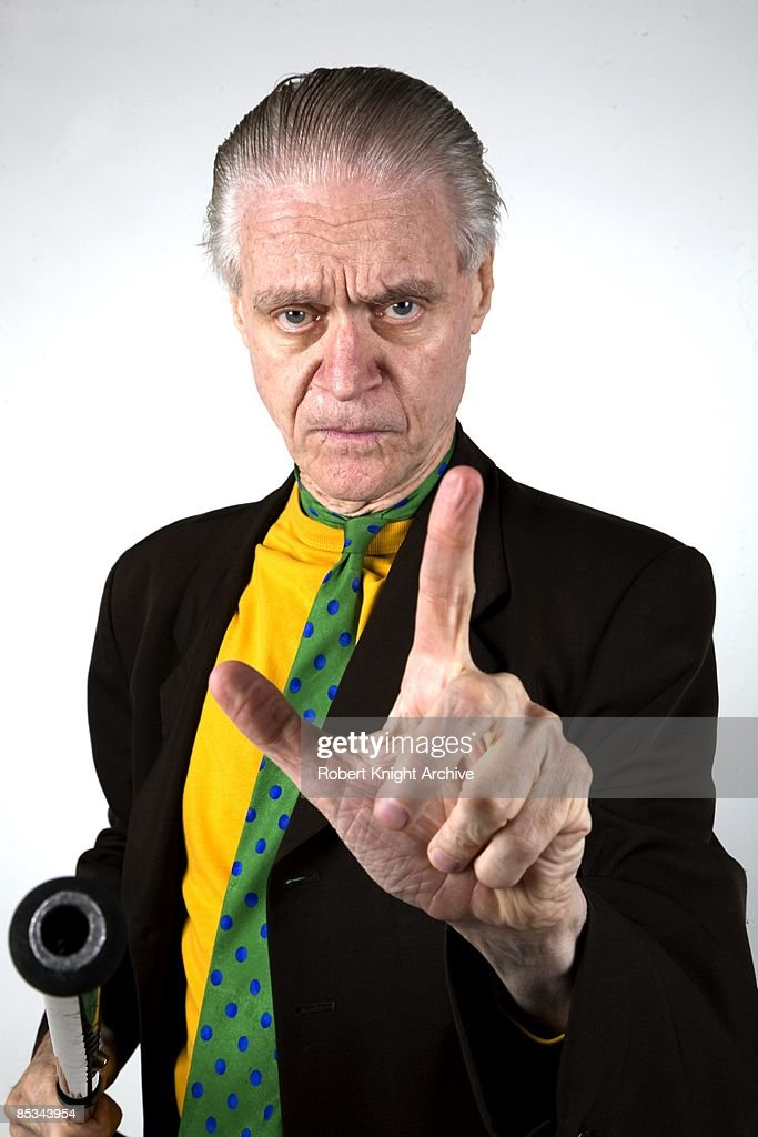 Photo of Kim FOWLEY and GERMS; Posed portrait of <a gi-track='captionPersonalityLinkClicked' href=/galleries/search?phrase=Kim+Fowley&family=editorial&specificpeople=2346454 ng-click='$event.stopPropagation()'>Kim Fowley</a> at the Germs induction to Rockwalk