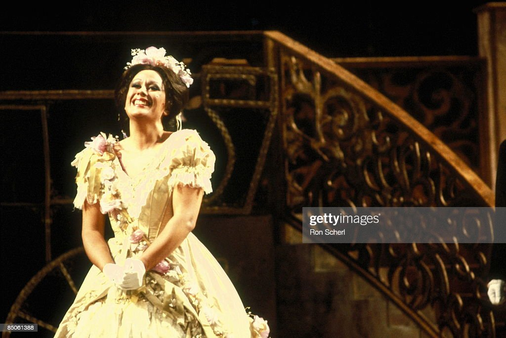 HOUSE Photo of Kiri Te KANAWA and ARABELLA, Kiri Te Kanawa as Arabella