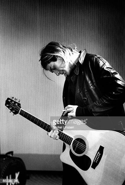 Kurt Cobain Stock Photos and Pictures | Getty Images