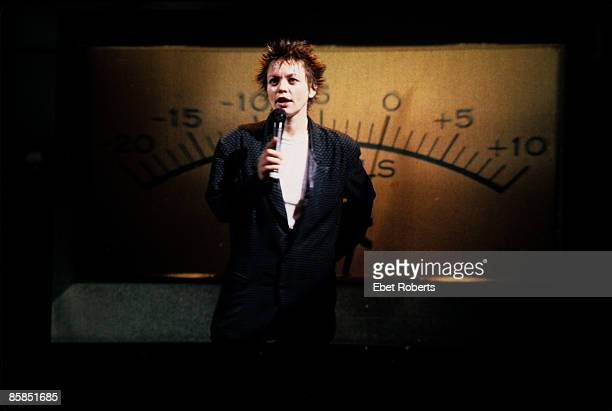 MUSIC Photo of Laurie ANDERSON performing live onstage