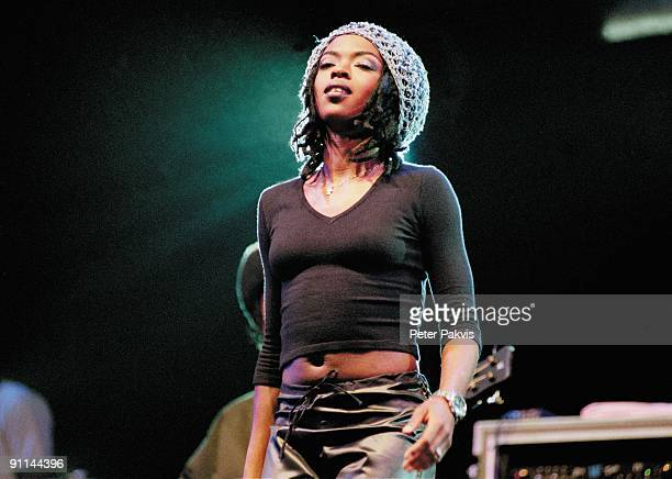 FESTIVAL Photo of Lauryn HILL 1999/LAUREN HILL/PINKPOP/LANDGRAAF