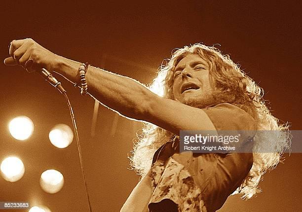Photo of LED ZEPPELIN Robert Plant