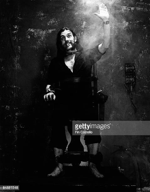 Photo of LEMMY and MOTORHEAD Lemmy