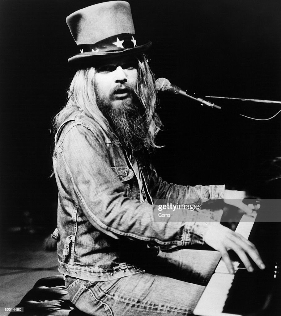 Leon Russell Tour