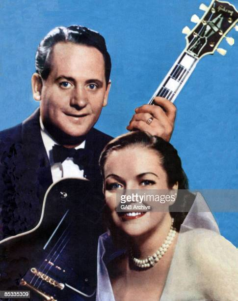 les paul mary ford stock photos and pictures getty images. Cars Review. Best American Auto & Cars Review