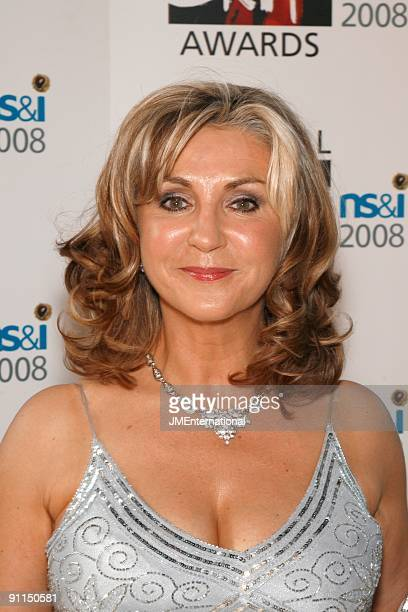 HALL Photo of Lesley GARRETT Portrait of Lesley Garrett arriving at the Classical Brit Awards