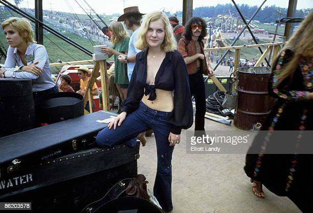 FESTIVAL Photo of Leslie LOAF and WOODSTOCK Leslie Loaf
