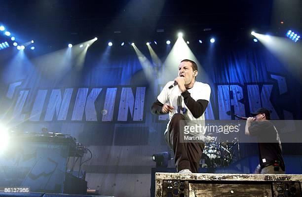 Photo of LINKIN PARK Linkin Park Livid Festival Melbourne Australia