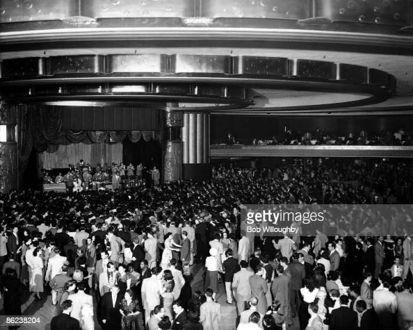 HOLLYWOOD Photo of Lionel HAMPTON opening night at the Hollywood Palladium