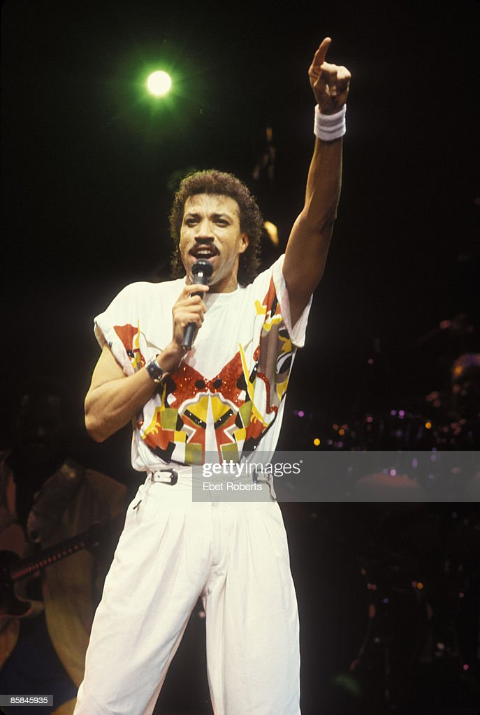 Bestsellers from redferns 1980s getty images Lionel richie madison square garden