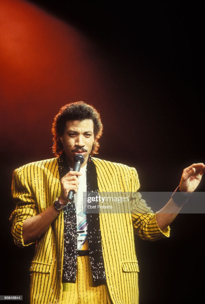 Lionel Richie Getty Images