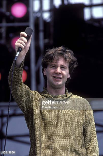 Photo of LIVE AID and SIMPLE MINDS at Live Aid