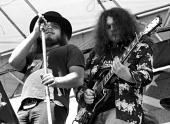Photo of LYNYRD SKYNYRD Ronnie Van Zandt and Gary Rossington