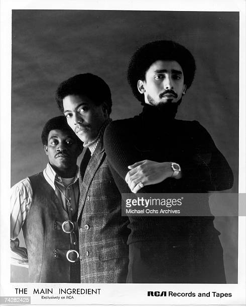 Photo of Main Ingredient Photo by Michael Ochs Archives/Getty Images