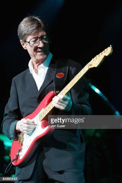 HALL Photo of Marvin Hank Marvin plays the Bridgewater Hall Manchester Pic Jon Super