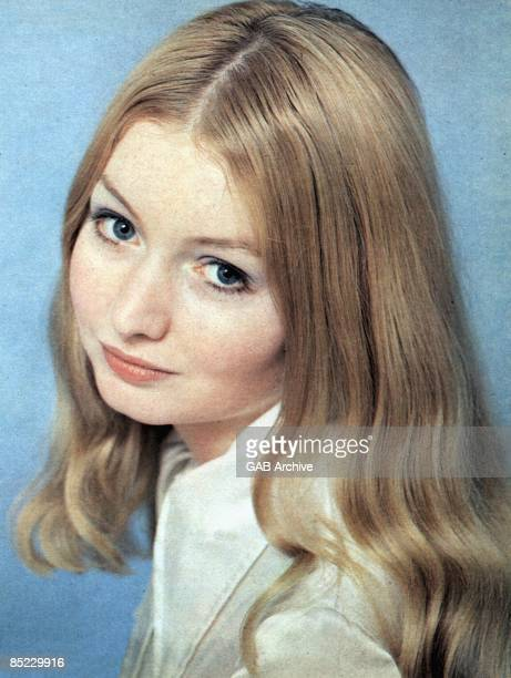 STUDIO Photo of Mary HOPKIN