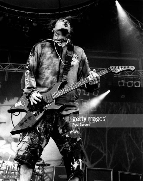 Photo of Max CAVALERA and SEPULTURA Max Cavalera performing live on stage