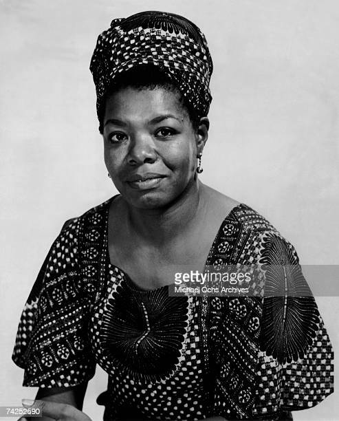Photo of Maya Angelou Photo by Michael Ochs Archives/Getty Images