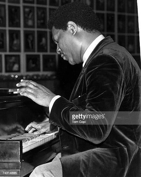 Photo of McCoy Tyner Photo by Tom Copi/Michael Ochs Archives/Getty Images