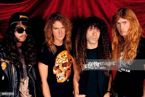 Photo of MEGADETH
