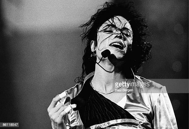 ROTTERDAM Photo of Michael JACKSON Michael Jackson