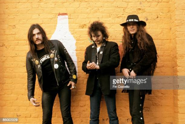 Photo of MOTORHEAD Lemmy Phil Taylor Fast Eddie Clarke