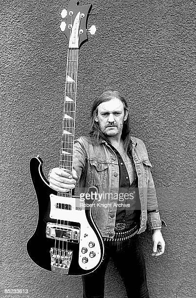 Photo of MOTORHEAD Lemmy