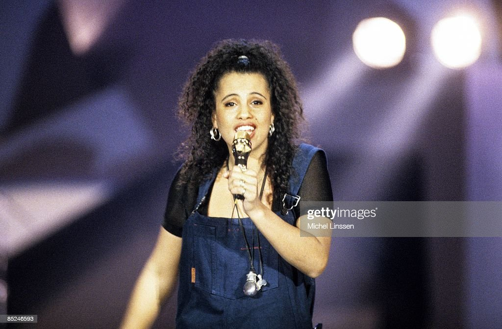 #7 - Neneh Cherry, stepdaughter of jazz great Don Cherry, had a number 3 hit with the song 'Buffalo Stance' in 1989.