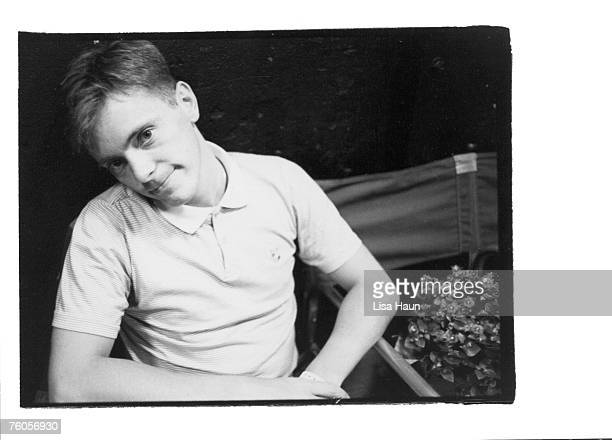 Photo of New Order Bernard Sumner