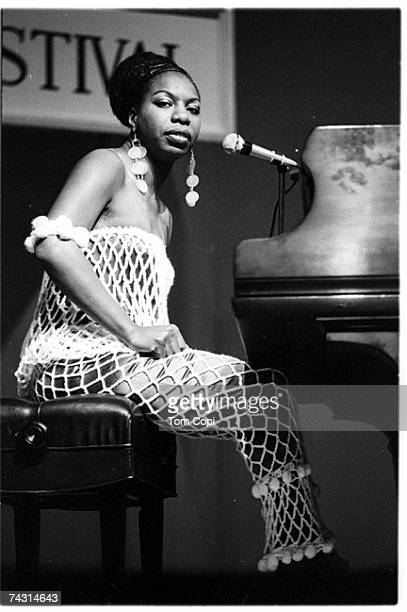 Photo of Nina Simone Photo by Tom Copi/Michael Ochs Archives/Getty Images