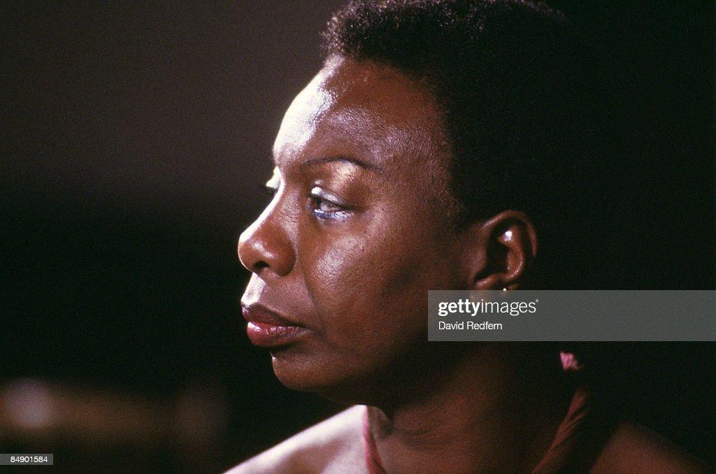 SCOTTS Photo of Nina SIMONE, Portrait of Nina Simone