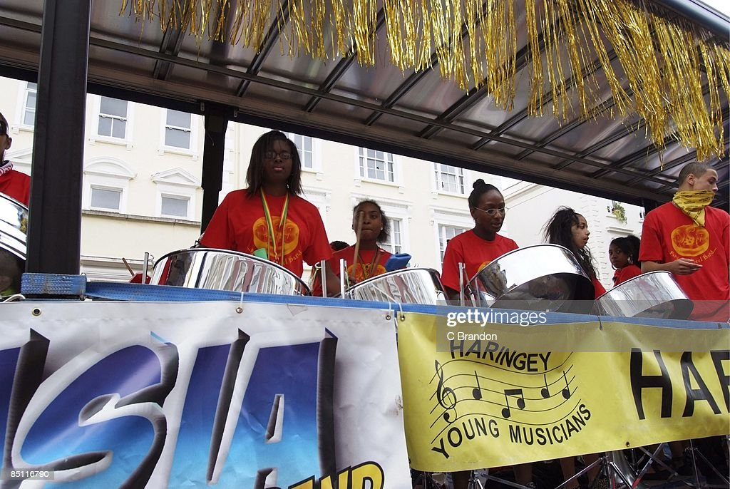 CARNIVAL Photo of NOTTING HILL CARNIVAL Steel band