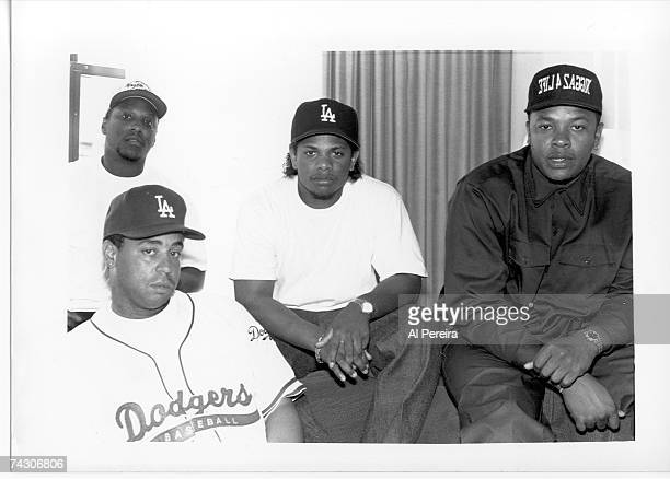 Photo of NWA Photo by Al Pereira/Michael Ochs Archives/Getty Images