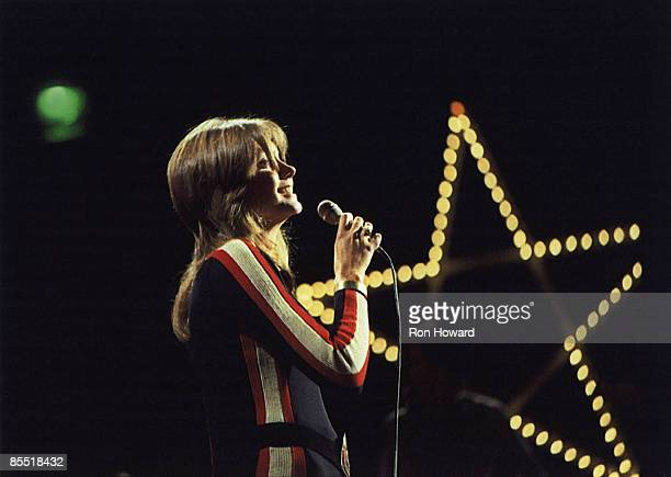 POPS Photo of Olivia NEWTON JOHN Olivia Newton John performing on tv show