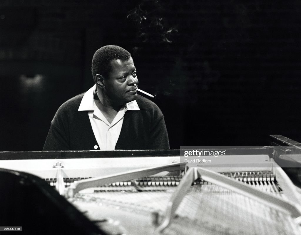 Photo of Oscar PETERSON;